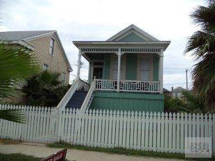 1414 Church St, Galveston, TX 77550 - great rental property
