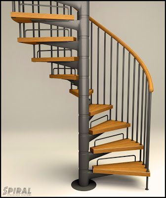 Best Spiral Staircase Systems The Ds Modular Staircase 400 x 300