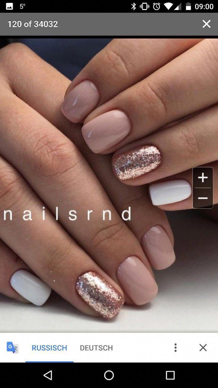 Ombre Wedding Nails Weddingnailcolors Nails Pink Nails Toe Nails