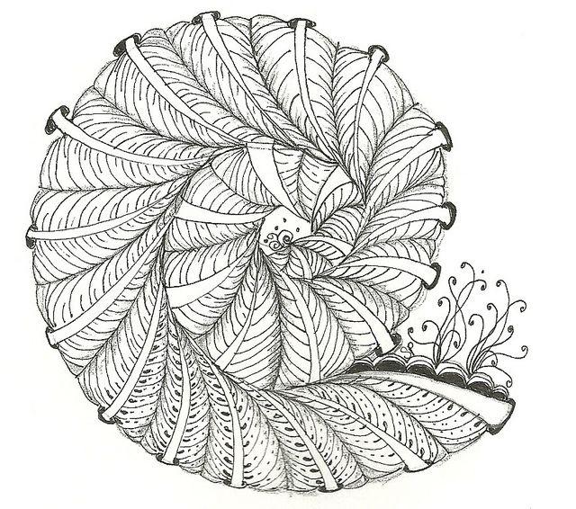 Zentangle - Doodles