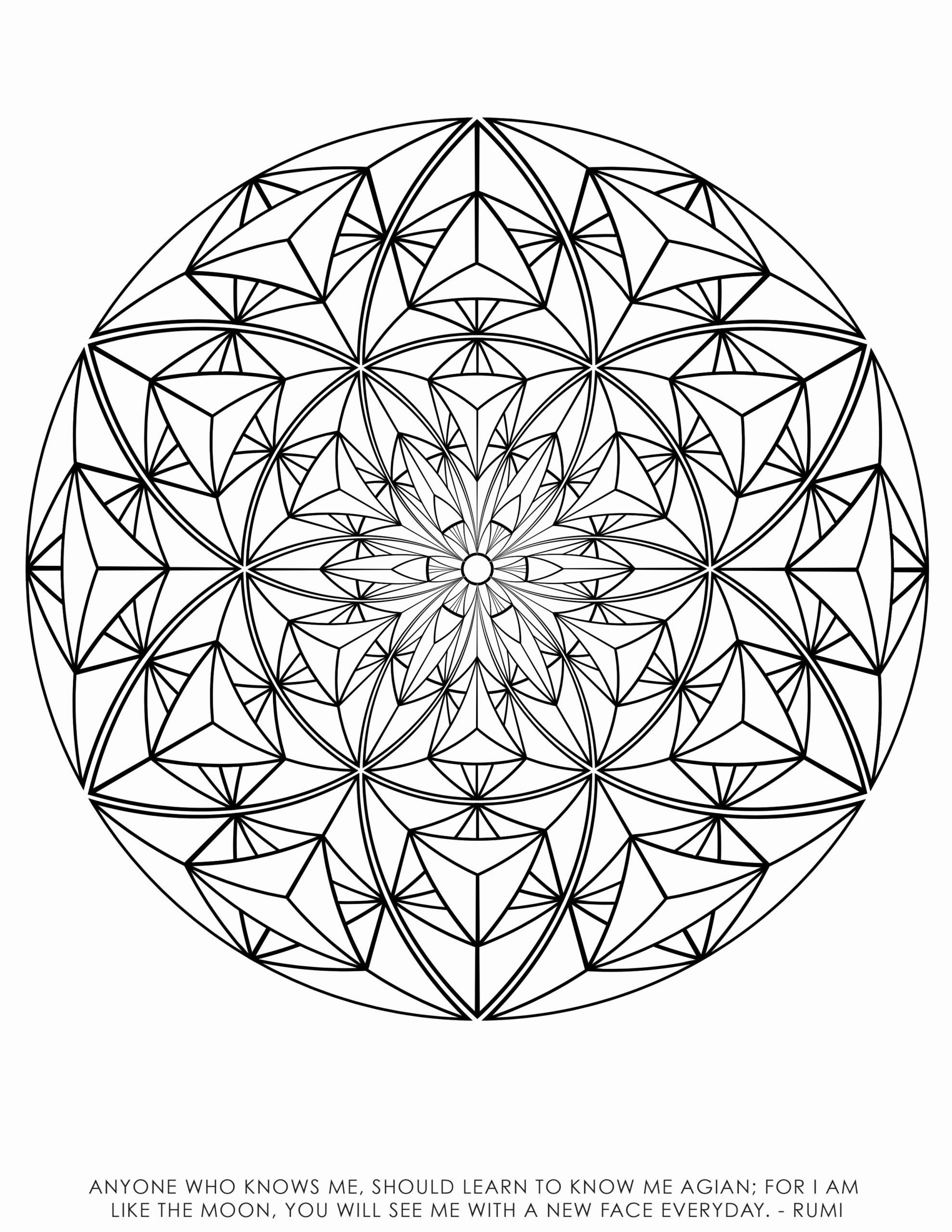 Sacred Geometry Coloring Book Fresh Sacred Geometry Coloring Pages Coloring Home Pattern Coloring Pages Geometric Coloring Pages Mandala Coloring Pages