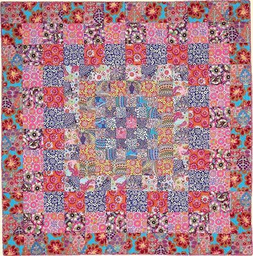 Sep10kaffekit10 Quilts Kaffe Fassett Quilts Quilt Patterns