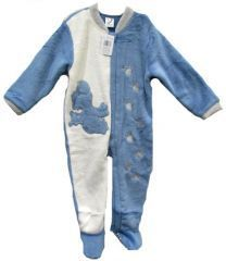 Pijama Manta De Rizo Polar Una Pieza Con Cremallera Completa