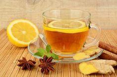 Remèdes naturels contre les vomissements (gingembre, citron, anis)