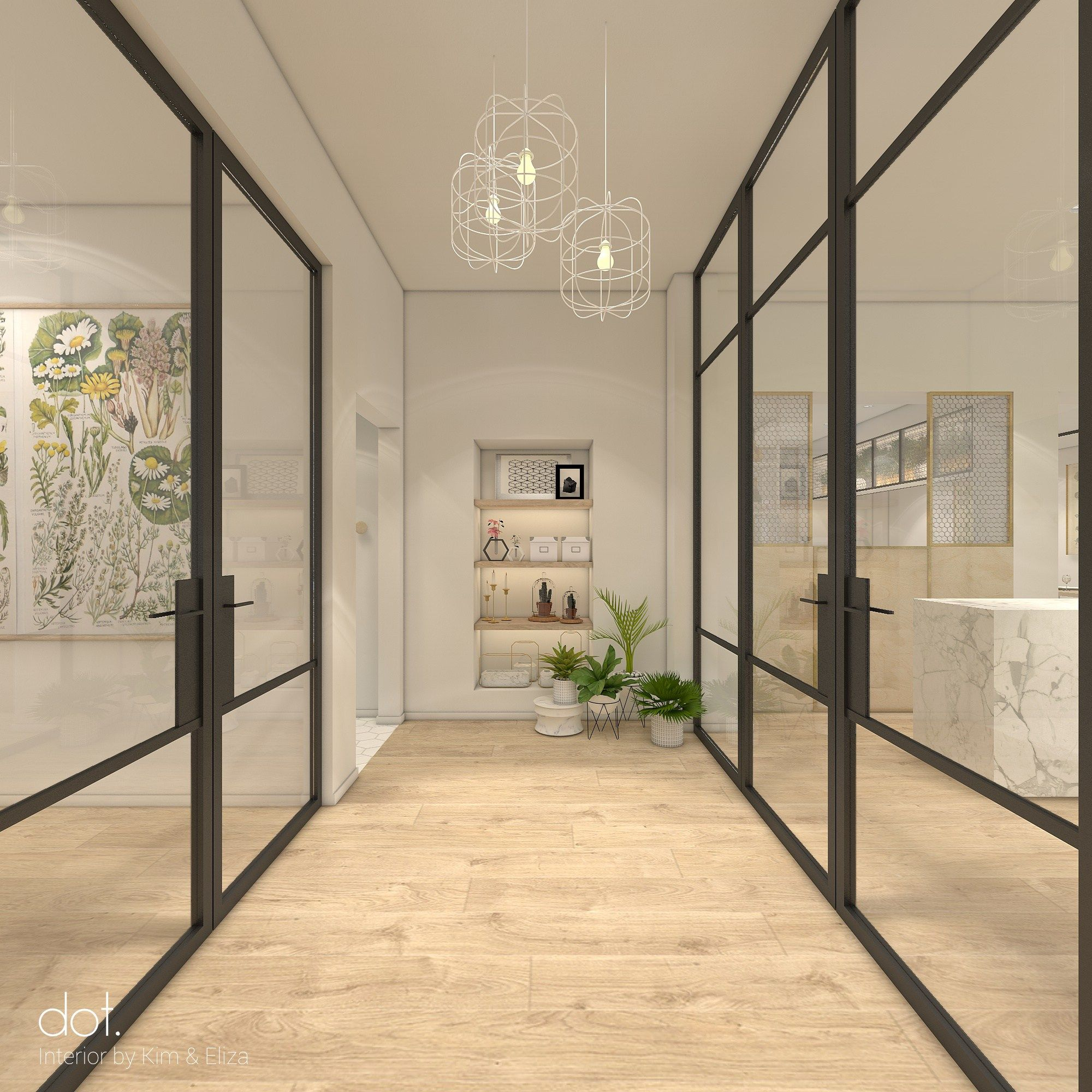 restaurant v | dot. #dotinterior #interior #interiorarchitecture