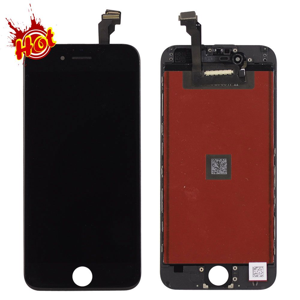 iPhone 6g LCD Digitizer Assembly with LCD Foam and Touch