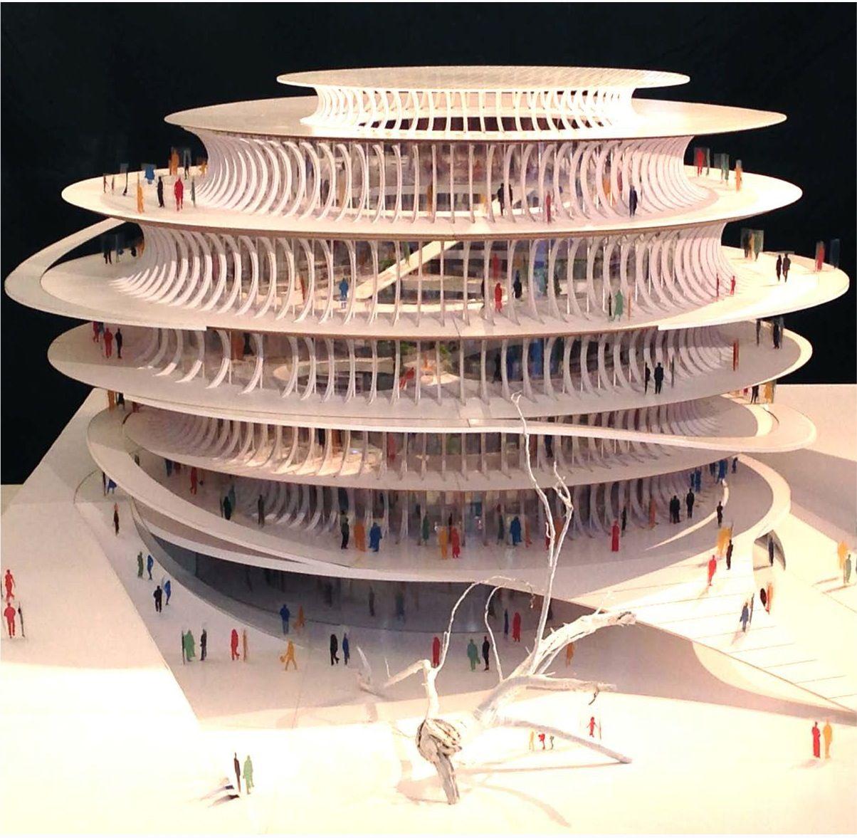 Afficher l 39 image d 39 origine architectural models for Origine architecture