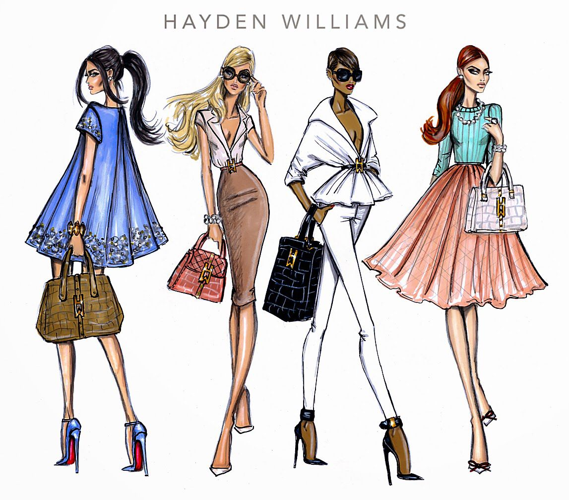 Assez Épinglé par Evelyn sur The best of Hayden Williams illustrations  SA15