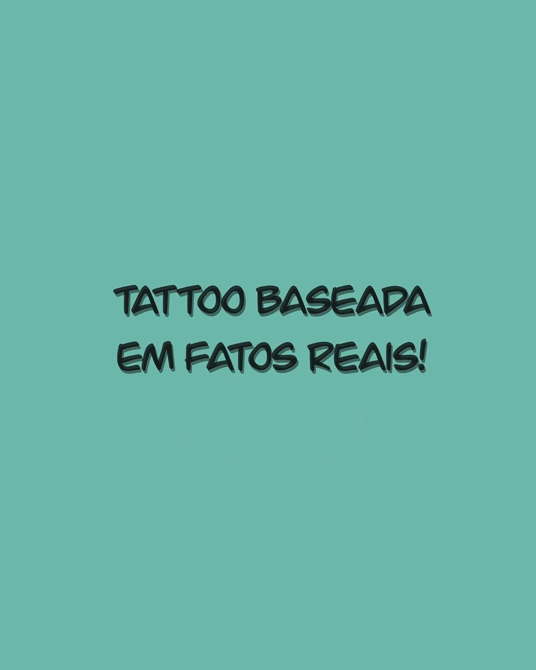 """Recordando esse trabalho de uma forma muito bem humorada...rs Espero que gostem da historinha baseada em """"fatos reais"""" 😅🙏🏻 #repost . . Ele perdeu uma parte do dedo aos 6 anos de idade. E a tatuadora Ivy Gabrielli teve a honra de poder tatuar uma nova unha para ele, anos após o acidente ele teve a sua unha (tatuagem) de volta! É muito satisfatório fazer esse tipo de trabalho, proporcionar autoestima para as pessoas 🙏🏻 . . #realistictattoo #tattoo #realismotattoo #inkivyhouse  #ivyrodrigue"""