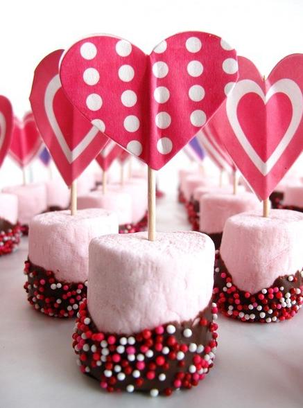valentine's day snacks: dorm edition | digital portfolio, Ideas