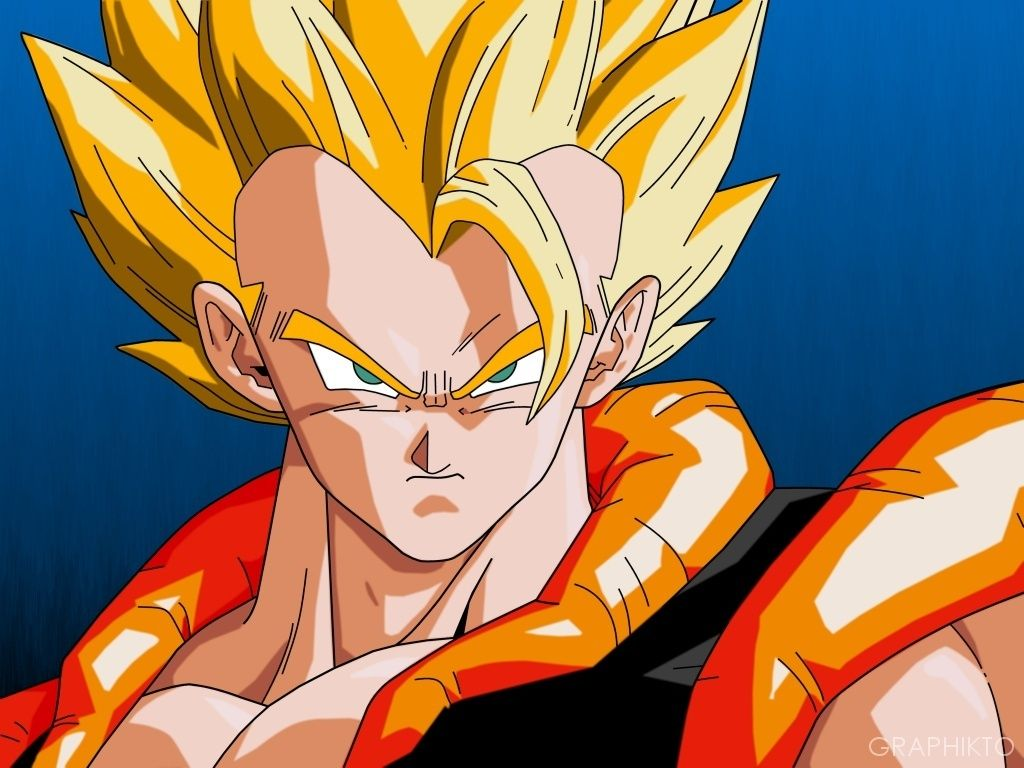 Gogeta Dragon Ball Art Goku Wallpaper Dragon Ball Z