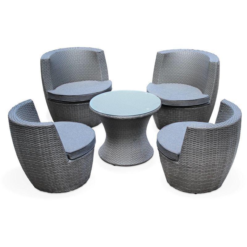 Salon de jardin in 2019   Outdoor furniture sets, Table ...