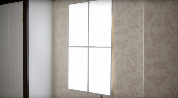 Turn 4 Old Laptop Screens Into A Fake Window Light Panel With This In Depth Tutorial Fake Window Light Fake Window Window Light