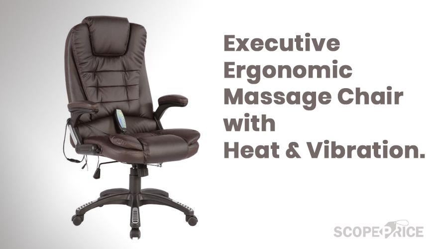 Scope the right price for your Executive Ergonomic Massage