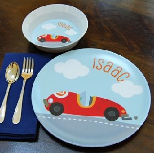 Among the most popular items these personalised melamine plates and bowls are a big hit with kids and mums alike! & Among the most popular items these personalised melamine plates and ...