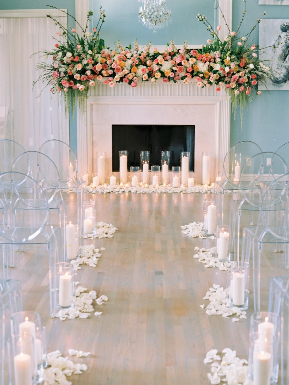 Wedding aisle decor ideas diy   DIY Wedding Arbors Altars u Aisles  Wedding Ideas  Pinterest