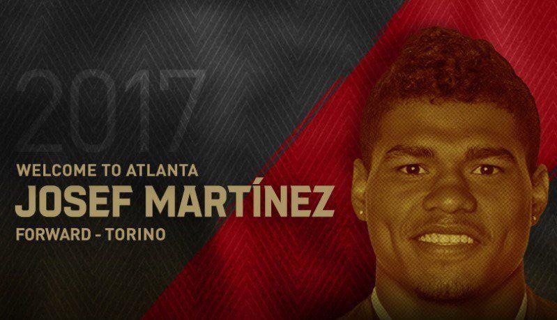 UFFICIALE: lAtlanta United riscatta Josef Martinez: più di 5 milioni per il Toro https://t.co/Ynlfl3lDkB Redazion https://t.co/DbQGWGOibT