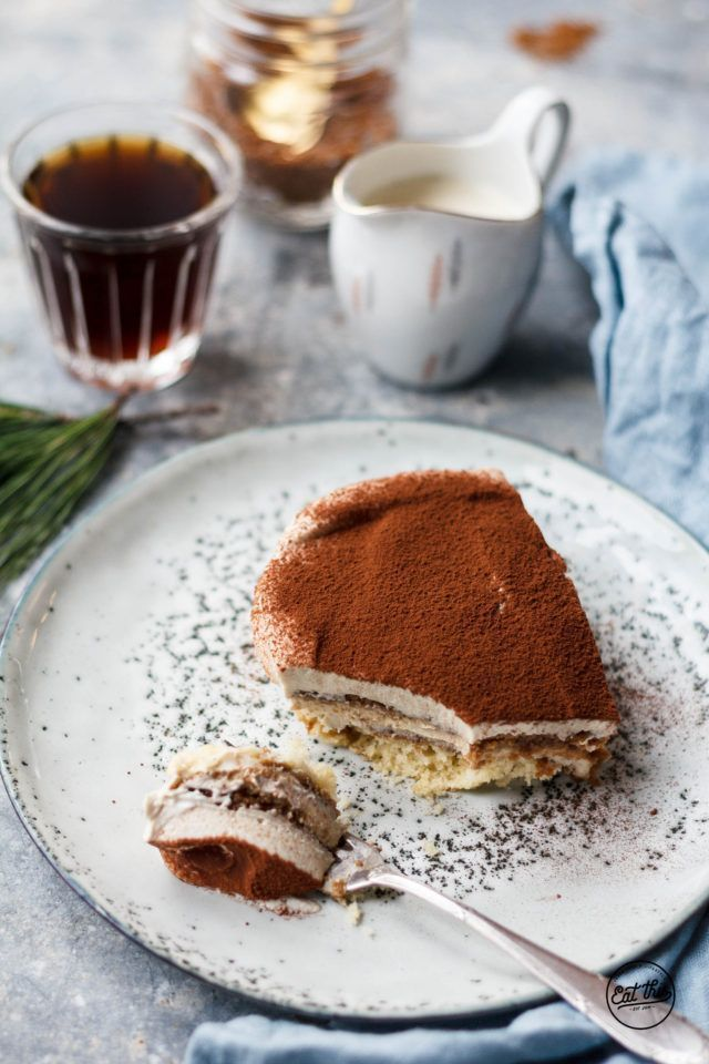 Veganes Tiramisu · Eat this! Foodblog • Vegane Rezepte • Stories