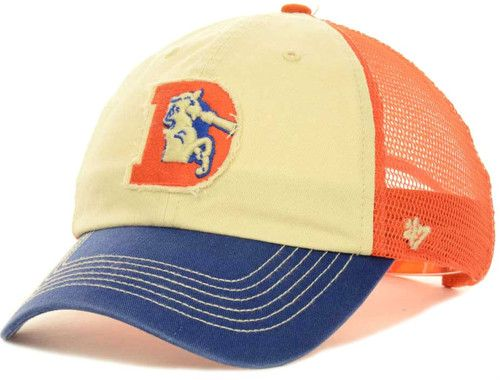 b219299b0484b7 Vintage Denver Broncos Mesh Hat Cap Twins 47 | eBay $24.95 (Buy it Now).