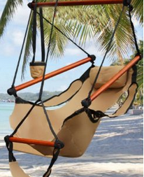 Hammock Hanging Chair Air Deluxe Sky Porch Swing Chair