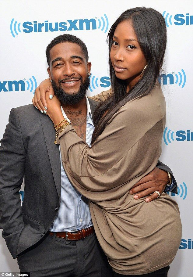 Marvelous Former B2K Singer Omarion Grandberry Is Expecting A Son With Hairstyles For Women Draintrainus