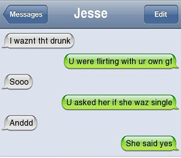 10+ Of The Most Funny Text Message Conversations