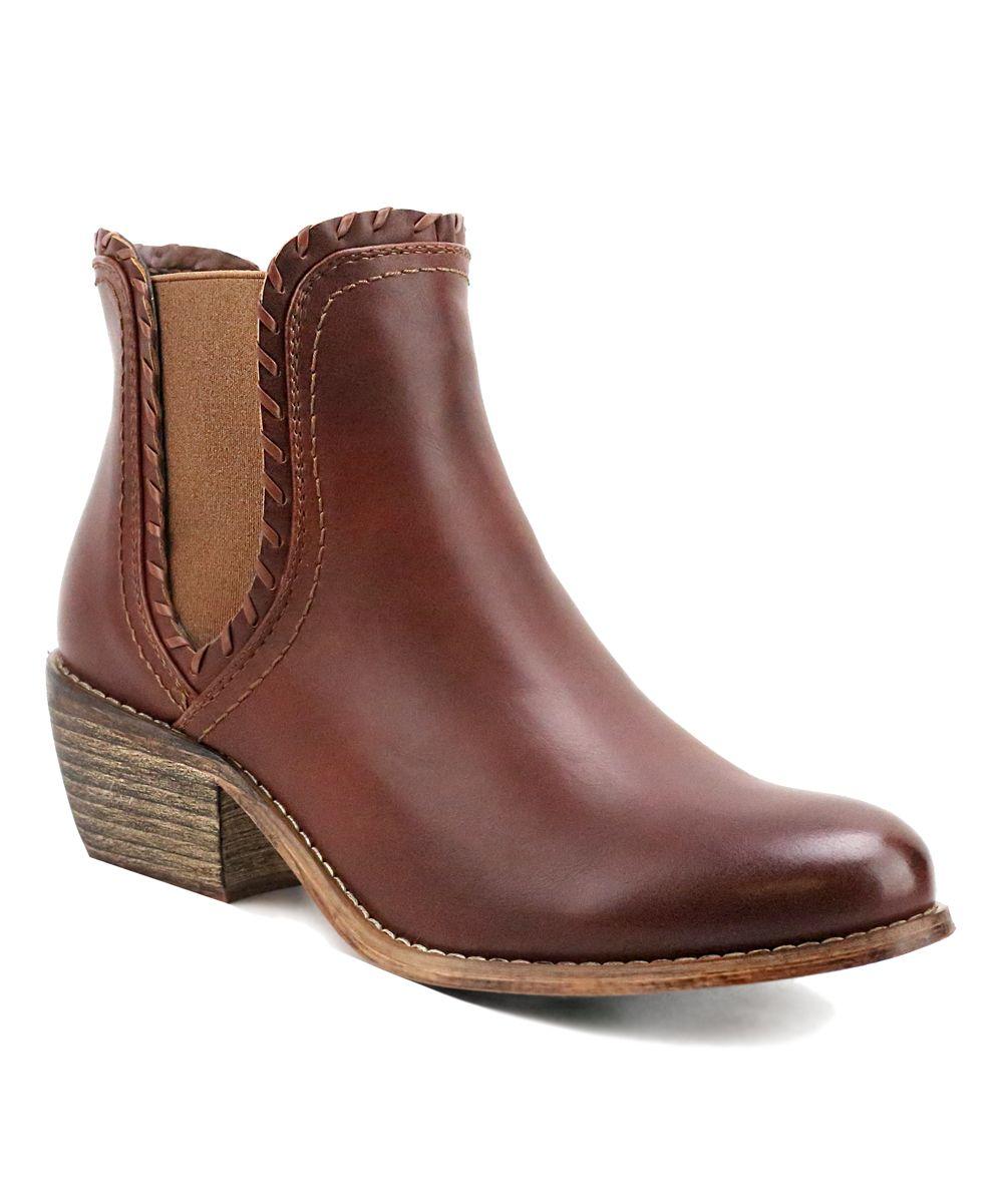 Cognac Lorimer Boot