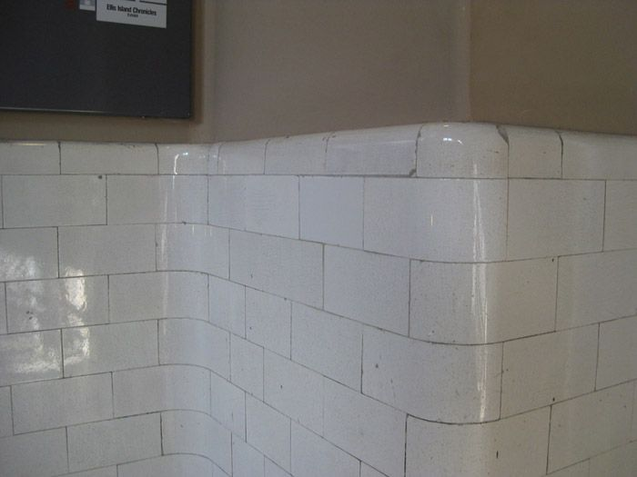 mosaic tile curved corners window - Google Search | MATERIALS