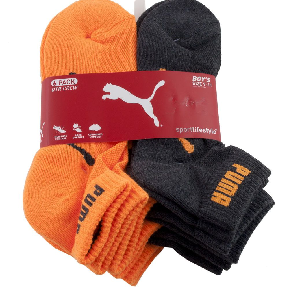 infant puma socks