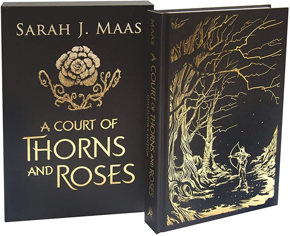 Read Book Court Of Thorns And Roses Collector S Edition A Court Of Thorns And Roses By Sarah J Roses Book Books Free Pdf Books