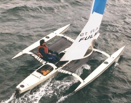 simple plywood trimaran - Google Search | Boats | Pinterest | Plywood, Boating and Canoeing