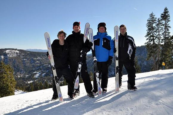 3D printed Skis from Stratasys http://3dprintboard.com/showthread.php?1772-Stratasys-3D-Prints-Skis