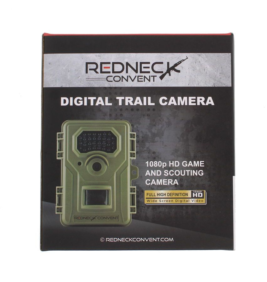 Digital Trail Camera No Glow Infrared Night Vision for