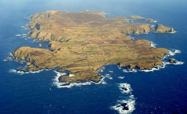 Fair Isle: from airplane   Shetlands   Pinterest   Scotland ...