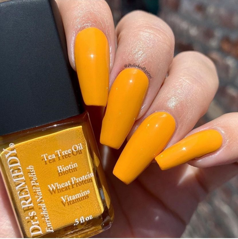 Tactful Turmeric Vegan Nail Polish Nail Polish Nail Care