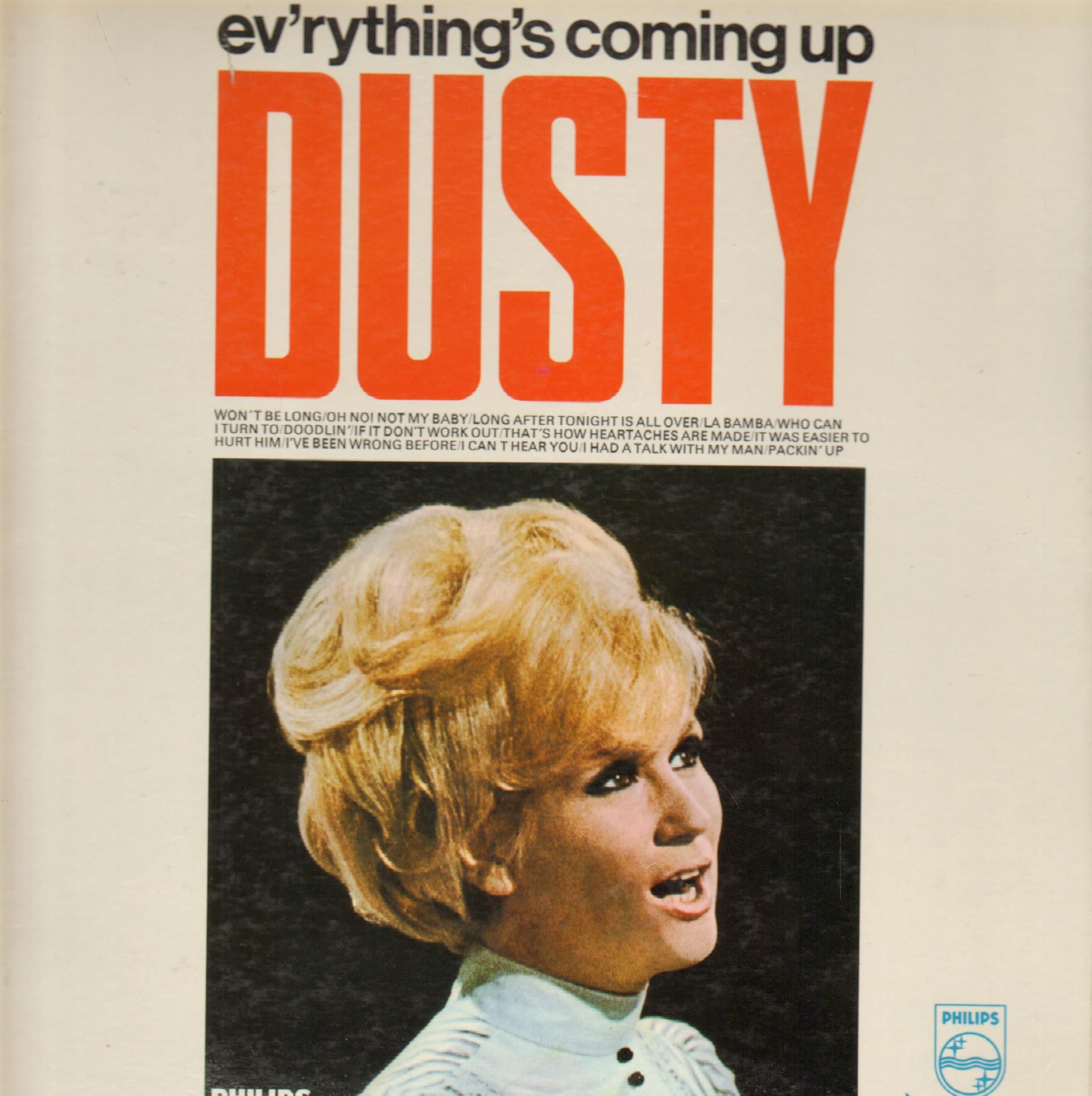 Dusty Springfield - Just Dusty (1968, Vinyl) | Discogs