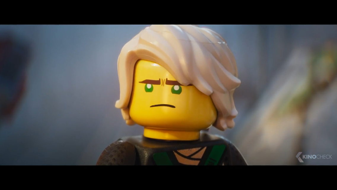 Poor Lloyd Lloyd Master Of Green Energy Lego Ninjago Movie