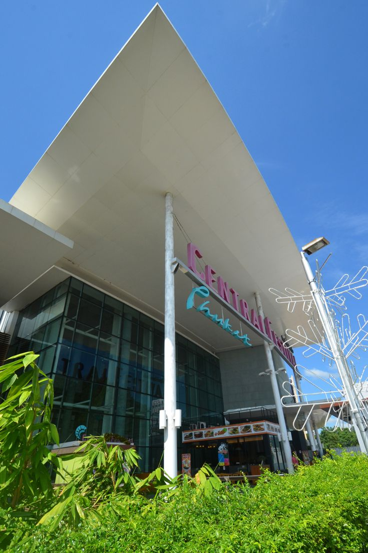 Phuket Geheimtipps Central Festival Phuket Is A Three Story Modern Shopping Mall