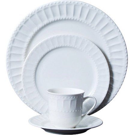 Amazon.com | Gibson Home Regalia 46-Piece Dinnerware and Serveware Set Dinnerware  sc 1 st  Pinterest & Amazon.com | Gibson Home Regalia 46-Piece Dinnerware and Serveware ...