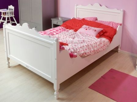 twijfelaar bed van Bopita - Slaapkamer idee lynn | Pinterest ...