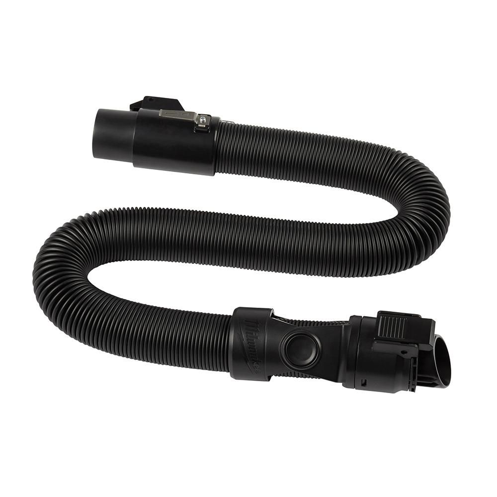 Milwaukee 1 7 8 In X 9 Ft Pro Grade Vacuum Hose For M18 Fuel Backpack Vacuum Backpack Vacuum Milwaukee Vacuums