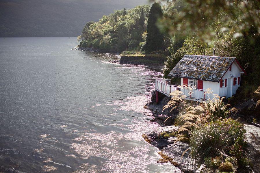 Location Shoot Eat Sleep Summerhouse at The Lodge on