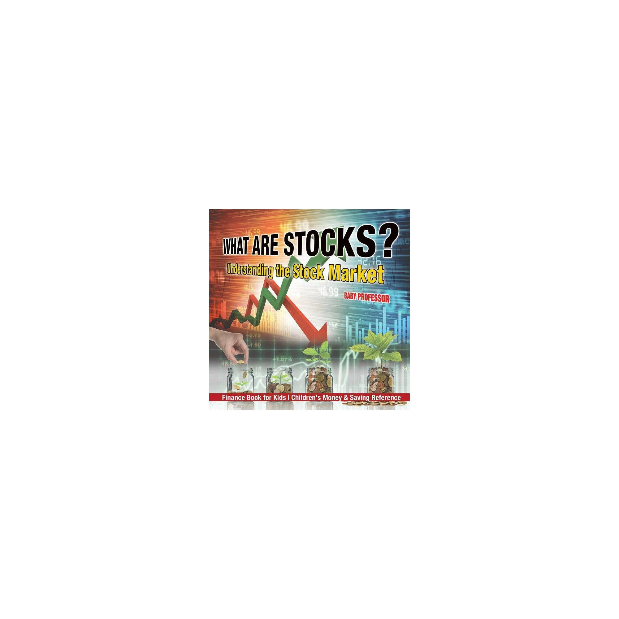 Finance Book for Kids Understanding the Stock Market What are Stocks Childrens Money /& Saving Reference