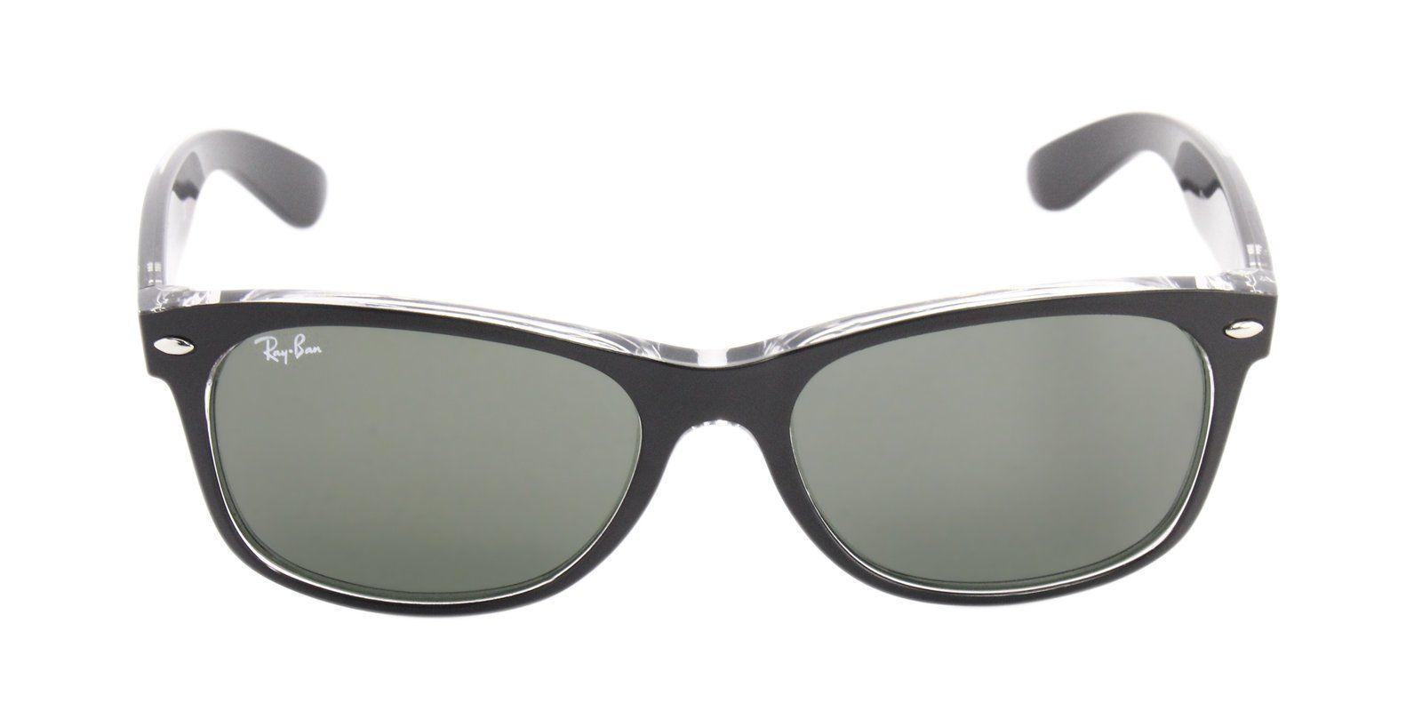 48c759d3cd77d Ray Ban - New Wayfarer Black - Gray sunglasses in 2019
