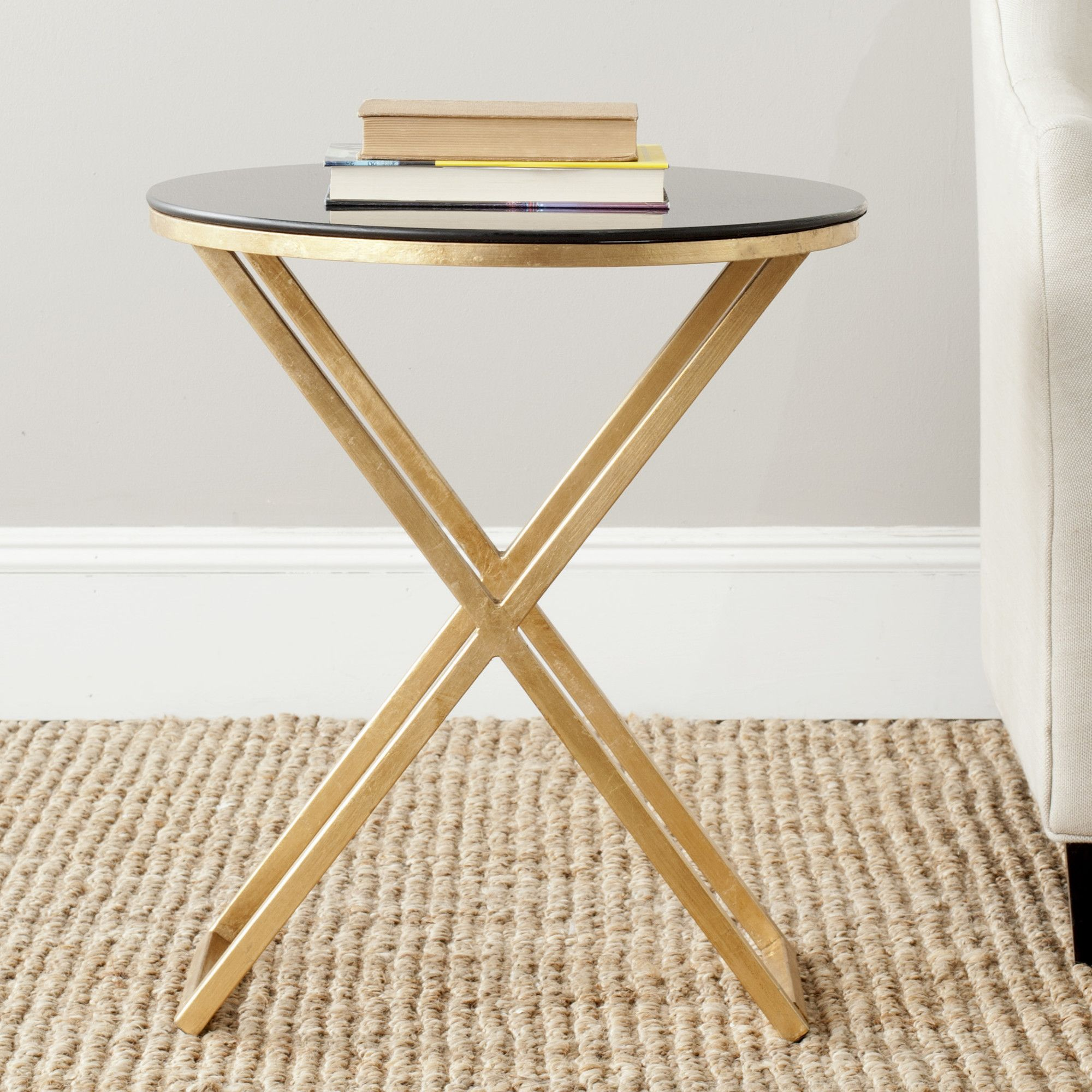 Safavieh Riona End Table & Reviews | Wayfair