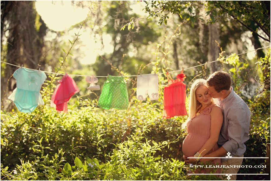 Leah and Charlie's – Orlando Maternity Photographer