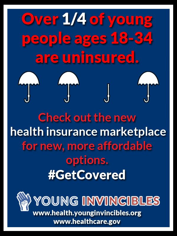 Young Invincibles - Fact | Marketplace health insurance ...