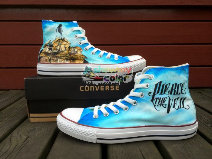 ae4a7a27be Converse Custom Hand Painted Shoes Custom Converse