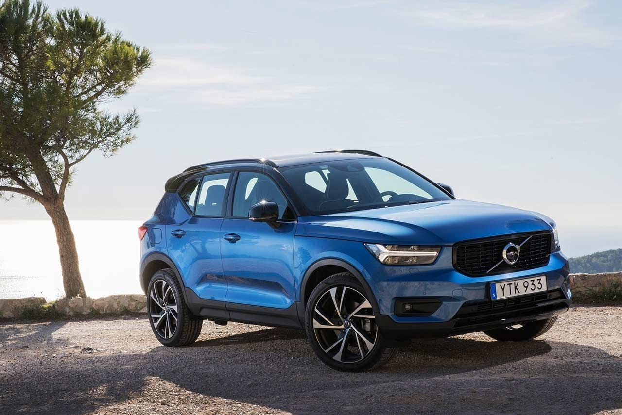 Volvo XC40 RDesign SUV Priced at INR 39.9 Lakh in India