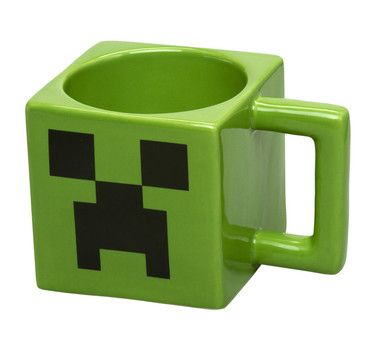 Creeper Coffee Mug!